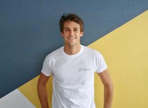 Antoine Repussard - Co-fondateur de Zenride