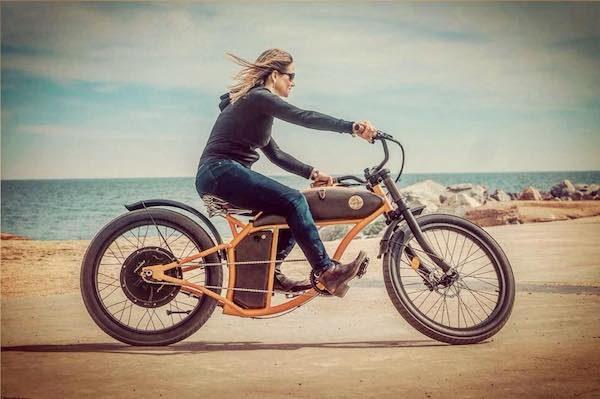 vélo répiqua harley