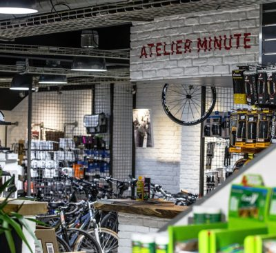 Kilomètre 0 - magasin partenaire zenride