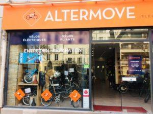 La Boutique du Vélo - magasin partenaire zenride