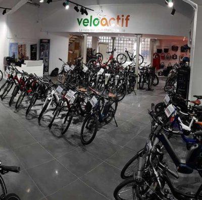 Veloactif Paris Sud - magasin partenaire zenride