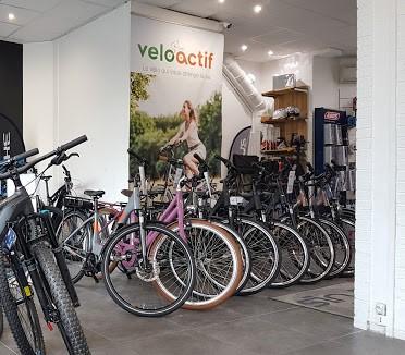 Veloactif Suresnes - magasin partenaire zenride