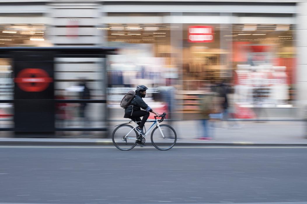 vélo personnel d'entreprise trajets domicile-travail