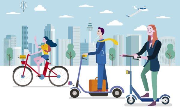 Véhicules éligibles au forfait mobilité durable