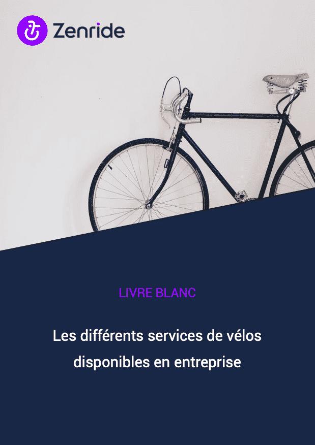services de vélos en entreprise