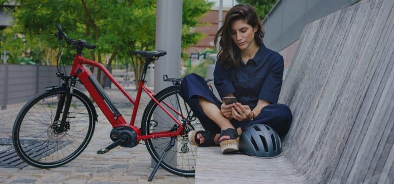 Vélo de fonction pour les salariés