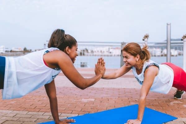 Le sport permet d'améliorer la qualité de vie au travail