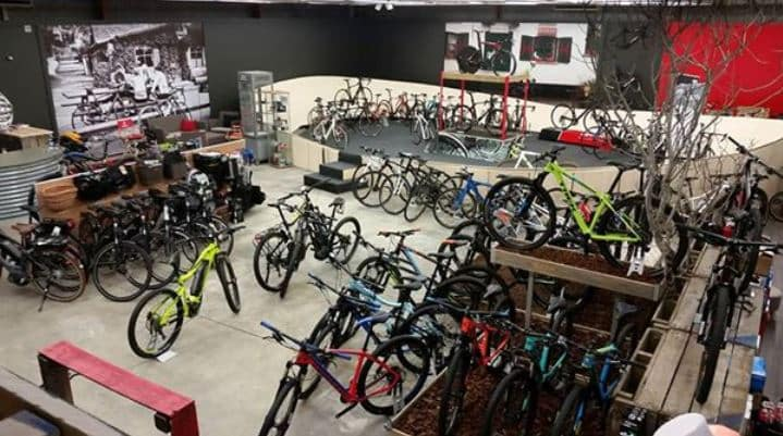 Toulouse Bikes - Photo magasin