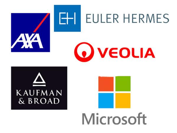 Logos des clients qui nous font confiance