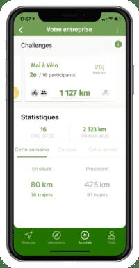 Visuel Geovelo Zenride challenge Mai à Vélo 2